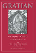 The Treatise on Laws (Decretum DD. 1-20) with the Ordinary Gloss