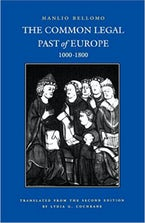 The Common Legal Past of Europe, 1000-1800