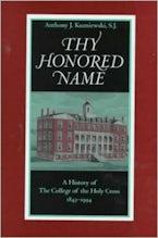 Thy Honored Name