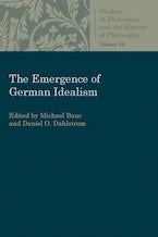 The Emergence of German Idealism