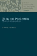 Being and Predication