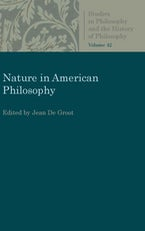 Nature in American Philosophy