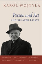 Person and Act and Related Essays