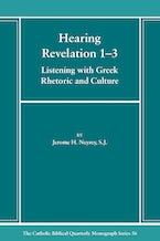Hearing Revelation 1-3